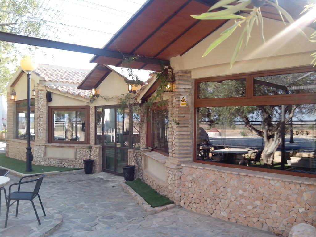 restaurante sierra espuña