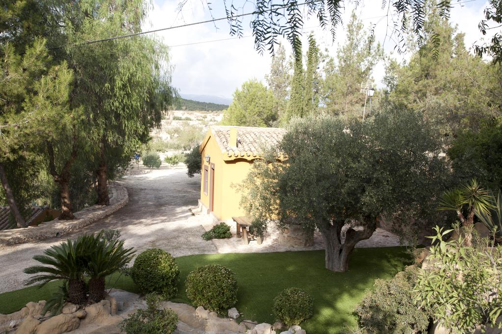 casa rural sierra espuña